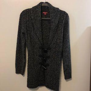 Merona Long Sweater Cardigan- Size S